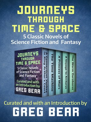 cover image of Journeys Through Time & Space