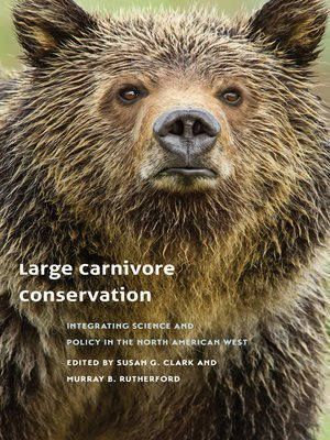 cover image of Large Carnivore Conservation