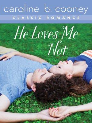 cover image of He Loves Me Not