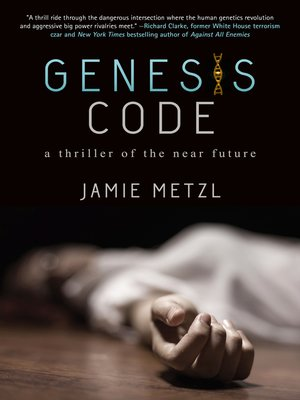 cover image of Genesis Code