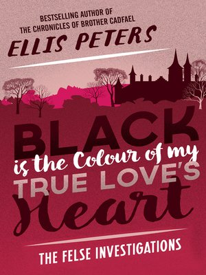 cover image of Black Is the Colour of My True Love's Heart