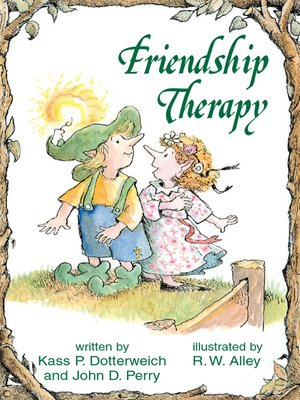 cover image of Friendship Therapy