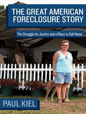 cover image of Great American Foreclosure Story