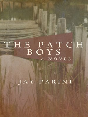 cover image of Patch Boys