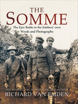 cover image of The Somme