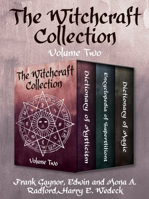 cover image of The Witchcraft Collection Volume Two