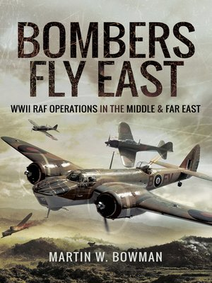 cover image of Bombers Fly East