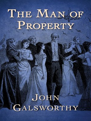 cover image of The Man of Property