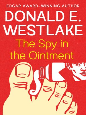 cover image of The Spy in the Ointment