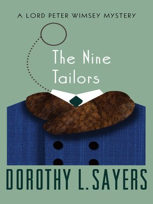 cover image of Nine Tailors