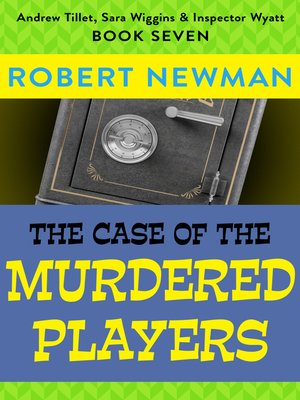 cover image of The Case of the Murdered Players