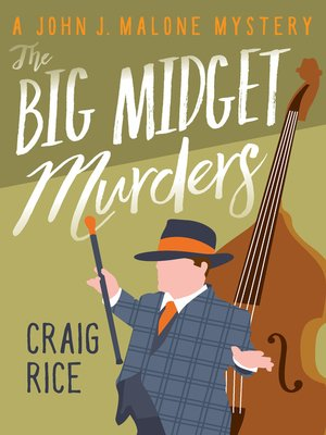 cover image of The Big Midget Murders