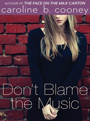 cover image of Don't Blame the Music
