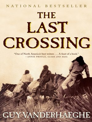 cover image of The Last Crossing