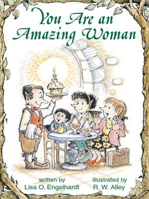 cover image of You Are an Amazing Woman