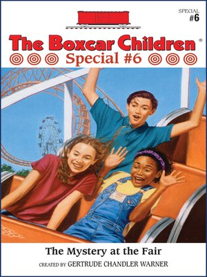 The boxcar children specialseries overdrive rakuten overdrive cover image of the mystery at the fair fandeluxe Document