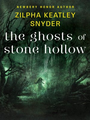 cover image of The Ghosts of Stone Hollow
