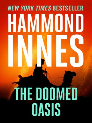 cover image of The Doomed Oasis