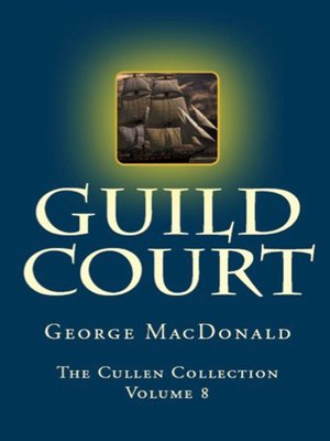 cover image of Guild Court