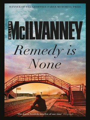 cover image of Remedy is None