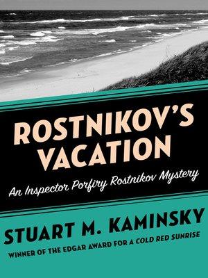 cover image of Rostnikov's Vacation