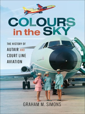 cover image of Colours in the Sky