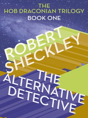 cover image of The Alternative Detective