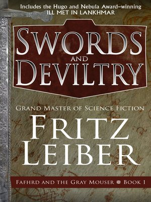 cover image of Swords and Deviltry