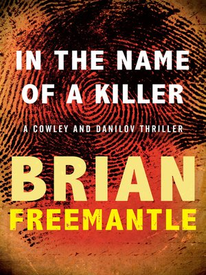 cover image of In the Name of a Killer
