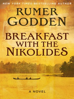 cover image of Breakfast with the Nikolides