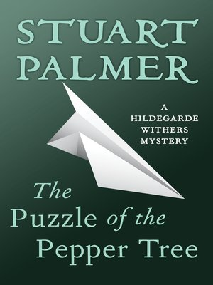 cover image of Puzzle of the Pepper Tree
