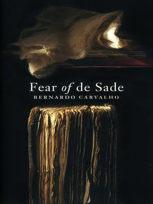 cover image of Fear of De Sade