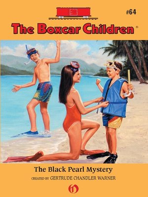 cover image of Black Pearl Mystery