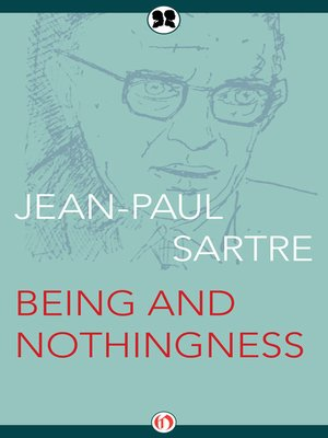 cover image of Being and Nothingness