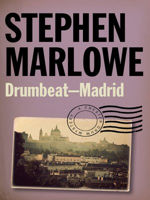 cover image of Drumbeat - Madrid