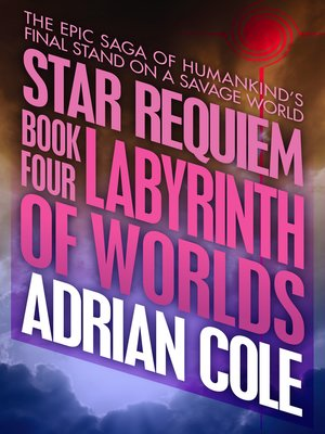 cover image of Labyrinth of Worlds