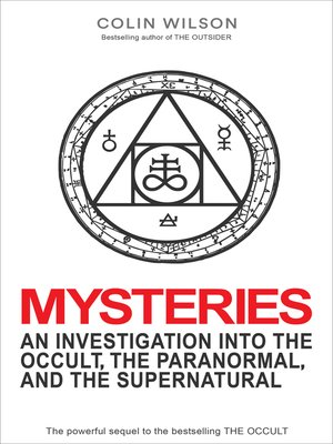 cover image of Mysteries