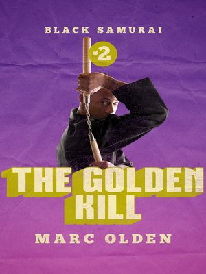 cover image of The Golden Kill