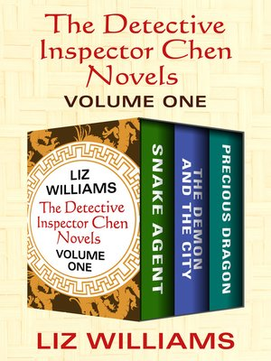cover image of The Detective Inspector Chen Novels Volume One