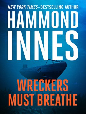 cover image of Wreckers Must Breathe