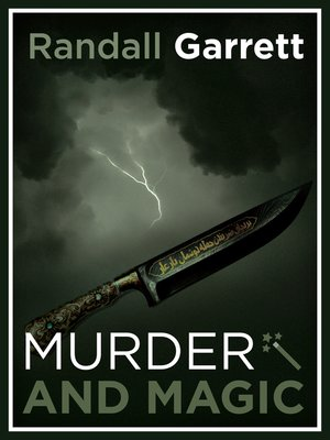 cover image of Murder and Magic