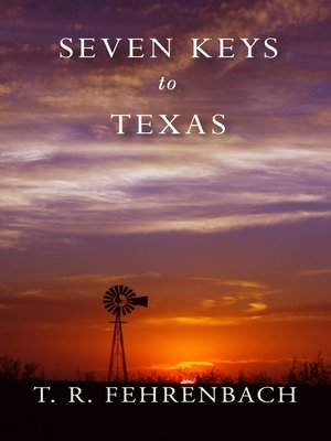 cover image of Seven Keys to Texas