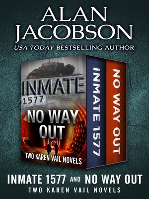 cover image of Inmate 1577 and No Way Out