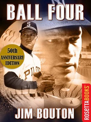 cover image of Ball Four