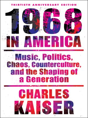 cover image of 1968 in America