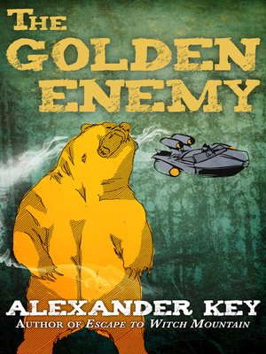 cover image of The Golden Enemy