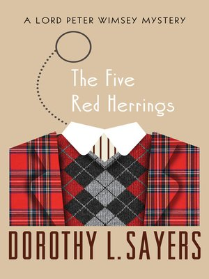 cover image of The Five Red Herrings