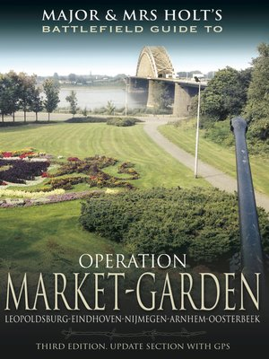 cover image of Operation Market Garden