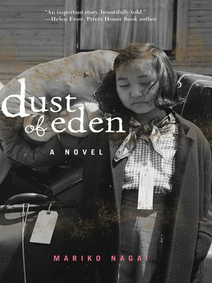 cover image of Dust of Eden