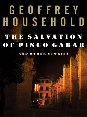 cover image of The Salvation of Pisco Gabar